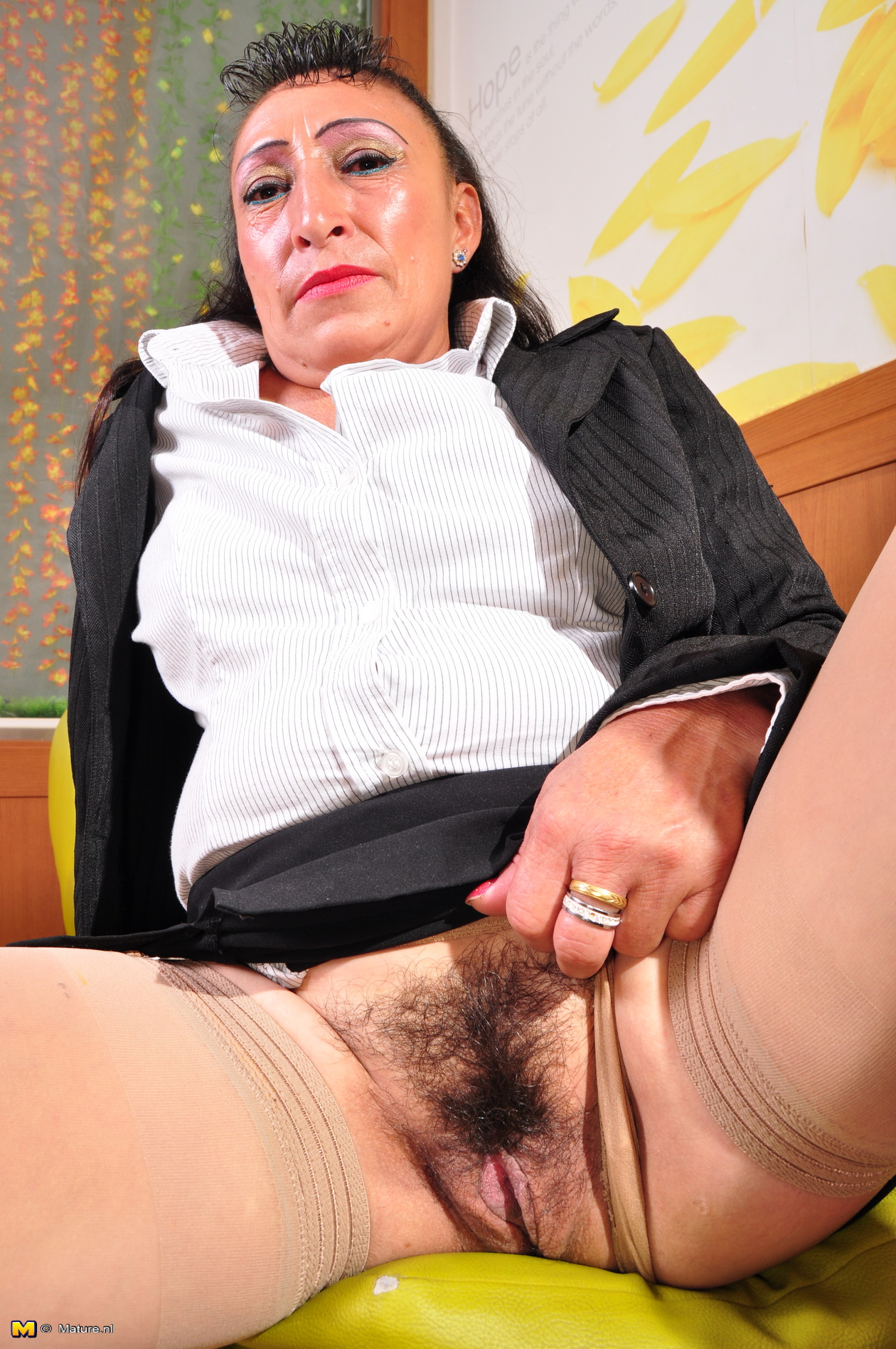 Women hairy latin