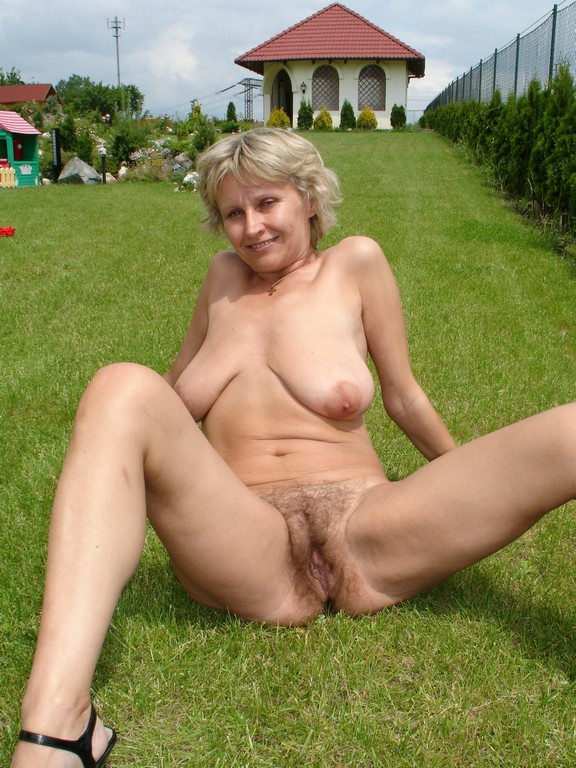 Pictures horny mature