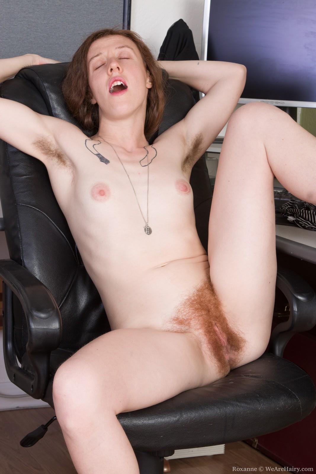 Office girl strip nude — 12