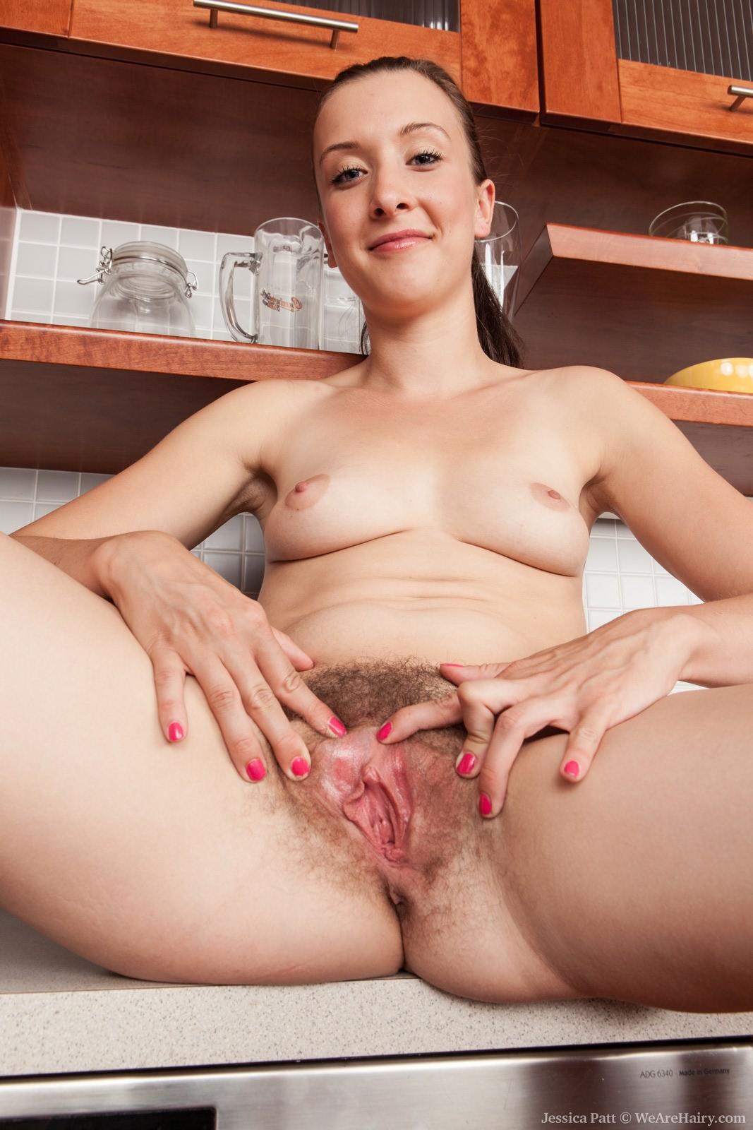 Fat open pussy holes