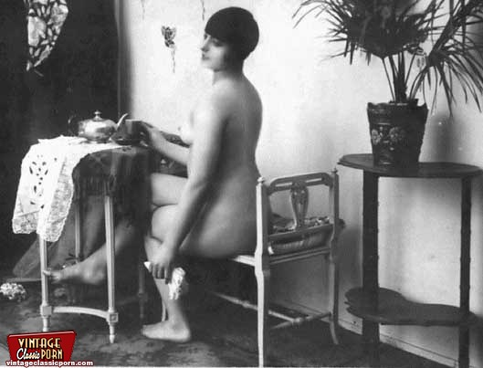 1920 french vintage porn
